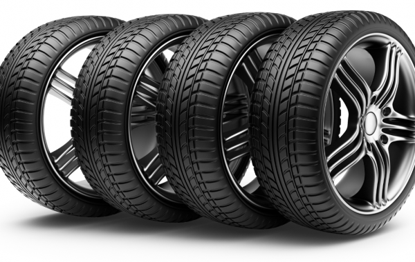 Tires Tracking